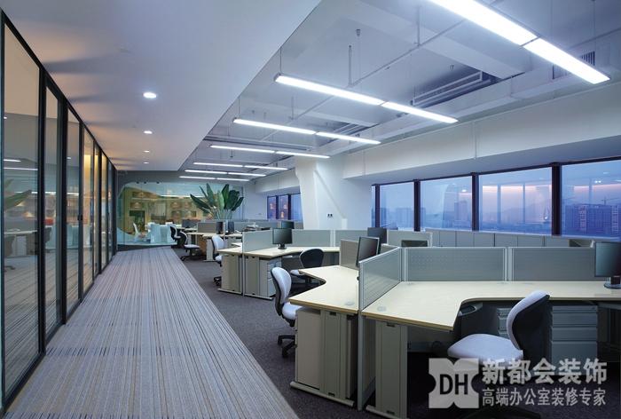 北京辦公室裝修 廠房裝修 寫字樓裝修 新都會辦公
