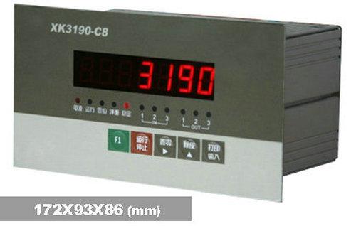 上海耀华称重系统有限公司数字称重显示器