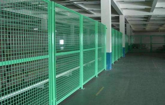 四川成都車間隔離網、德陽車間隔離網、重慶車間隔離網