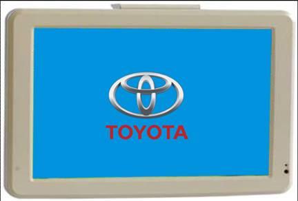 原廠豐田考斯特車載液晶電視 17寸19寸22寸車載顯示器 一臺起批
