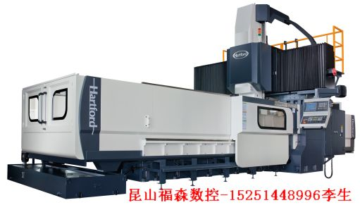 台湾协鸿ALL NEW INFINITY-全新CNC数控龙门型铣床