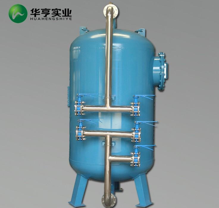 杭州活性炭襯膠罐 不銹鋼活性炭過濾器 碳鋼活性炭吸附器
