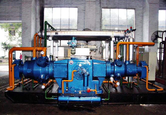 D85型系列天然氣壓縮機