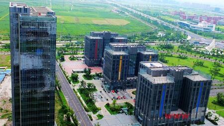 南通环博环保科技有限公司; 南通之星——能达商务中心