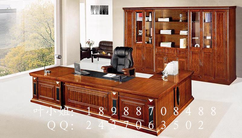 洪梅老板办公桌