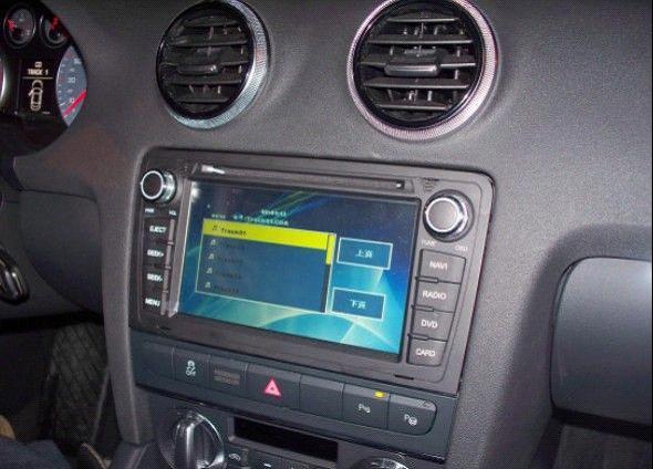 车辆说明: 车辆说明: 产品特点: 1. GPS导航系统,全触摸操控功能,,全自动实景3D语音导航 2. 全国顾定侧速包警(固定电字gou功能) 3. 7.0英寸高清数字液晶显示屏,3D界面显示 4. 支持原车按键及方向盘按键控制 5. 可播放DVD/VCD/MP3/MP4等多种影音媒体播放格式 6. USB接口支持AVI/MPS/WMA/JPEG等格式 7.