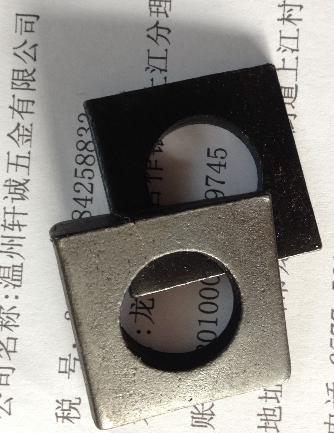 厂家现货直销GB852工字钢用方斜垫圈
