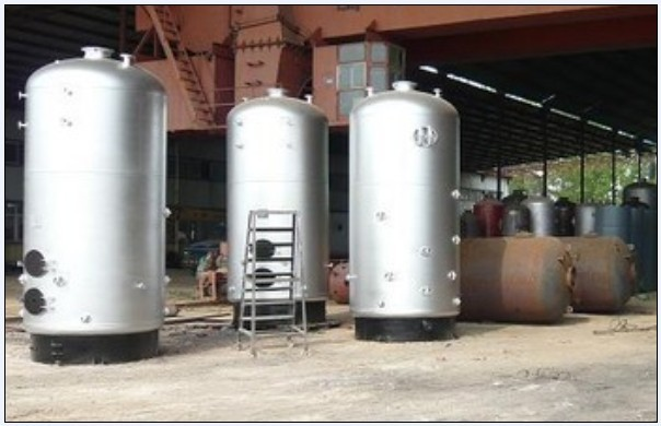 煤节能反烧环保小型立式蒸汽锅炉/立式蒸汽锅炉厂家-山东省泰安市