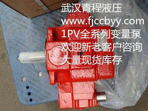 1PV6V3-30/63RA08MC25A1变量叶片泵