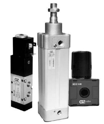 意大利AZ电磁阀、AZ气缸、AZ空气过滤器、AZ三联件