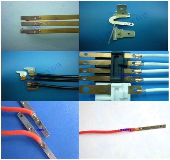 铜合金点焊机首选广州蓝能电子铜合金逆变点焊机