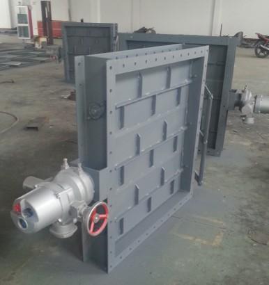 生產調節擋板風門銘林優質供應商