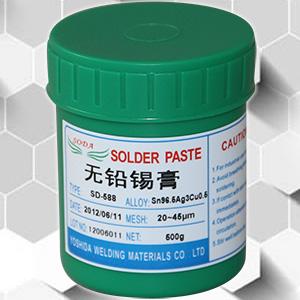 高溫無鉛錫膏 - SnAgCu - Sn96.5Ag3Cu0.5
