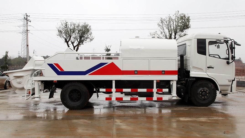 混凝土输送泵,泵车,拖泵,地泵