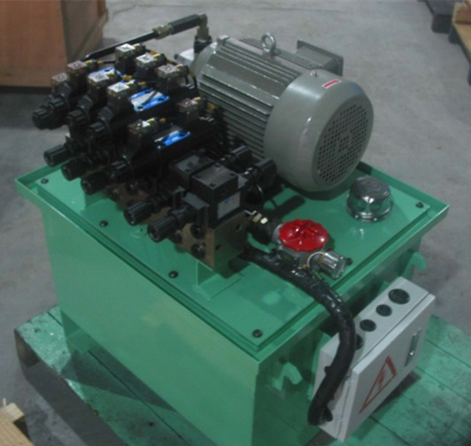 上海30噸液壓系統生產公司