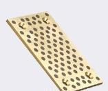 STW自潤滑銅導板 導向板 滑塊
