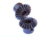螺旋伞缝纫机齿轮加工