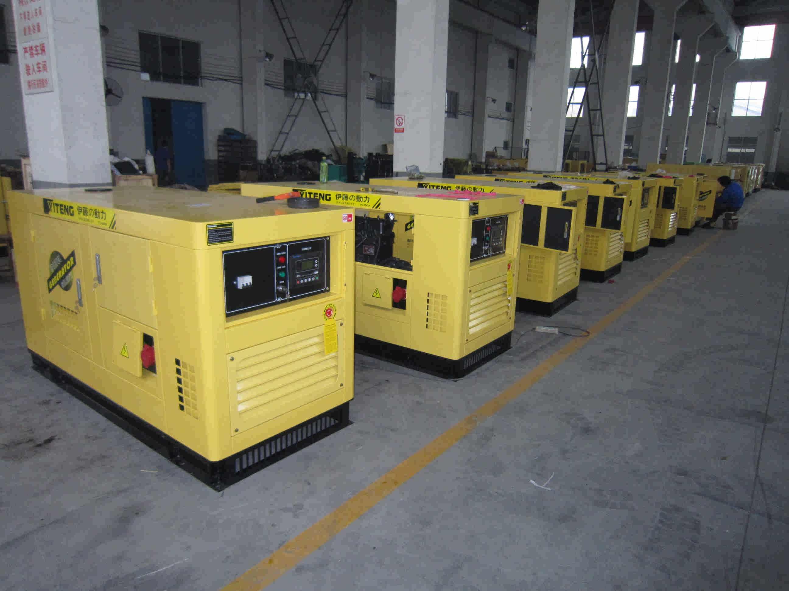 30kw柴油发电机价格 伊藤30kw柴油发电机 发电机栏目 高清图片
