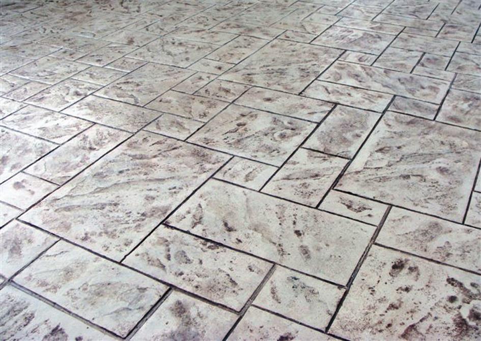 郑州压花混凝土材料/安阳水泥压模地坪价格/鹤壁艺术压印地坪施工模具