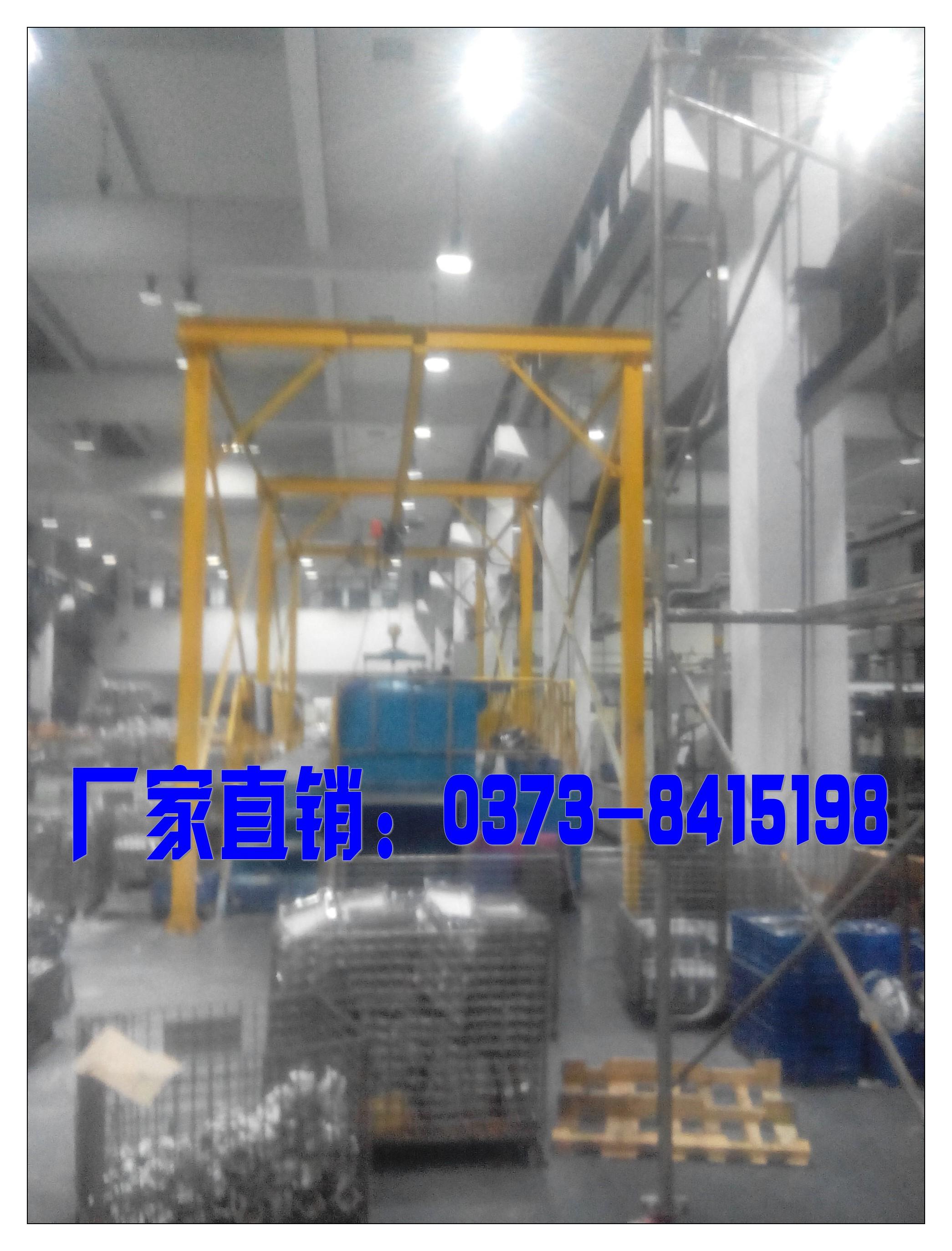 簡易門式起重機|簡易電動葫蘆起重機|輕型門式起重機