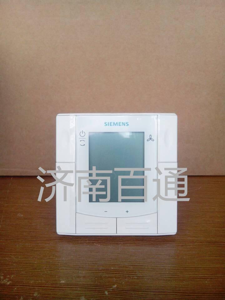 西門子房間溫控器(四管制)RDF300.02,RDF400.01