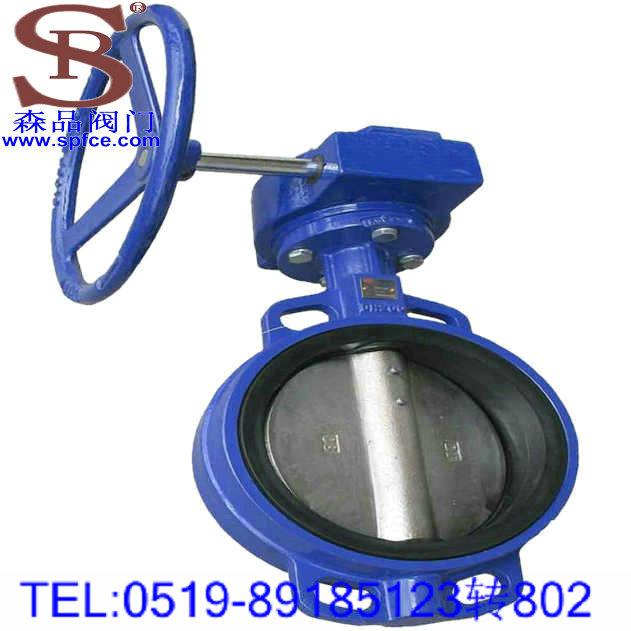 蜗轮蝶阀D371X-10、D371X-16
