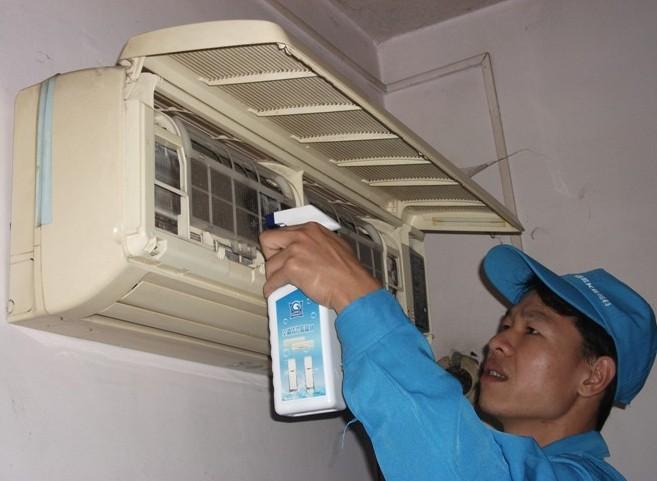 专业空调清洗服务 空调散热片清洁 格力经销商挣钱商机