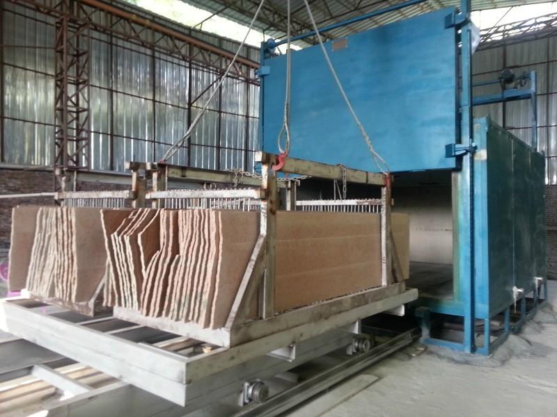 供應東莞石材電解爐  石材染色爐價格