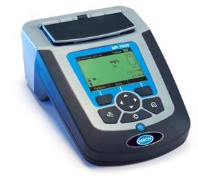 美國哈希 DR1900 便攜式分光光度計