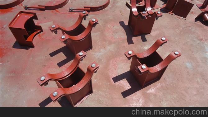 廠家供應槽鋼補強板,工資鋼補強板,單槽鋼吊桿座,管道支吊架