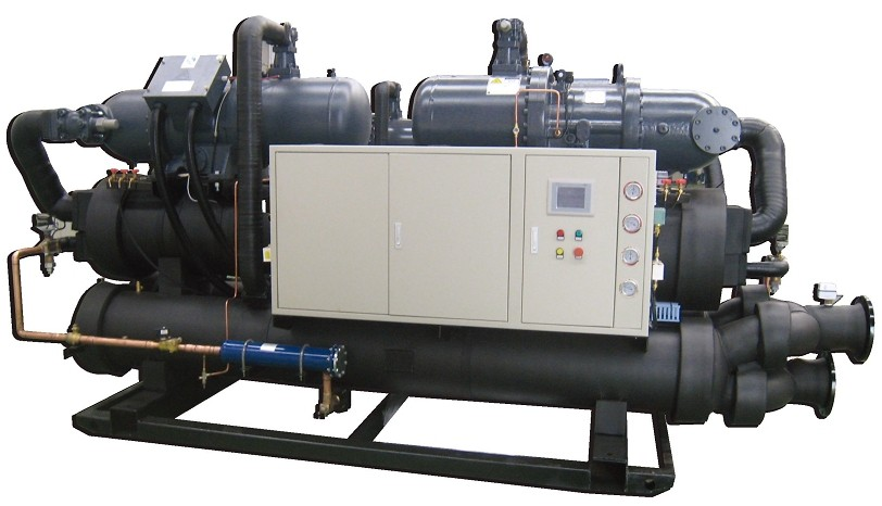 标准型螺杆式地源热泵机组