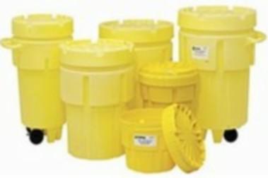 有毒物质密封桶,泄漏应急桶美国原装进口