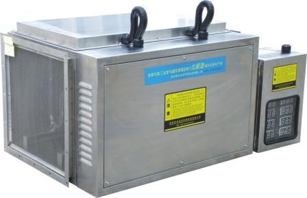 武漢生物制藥生物工程反應釜廢氣凈化處理設備UV光解凈化設備