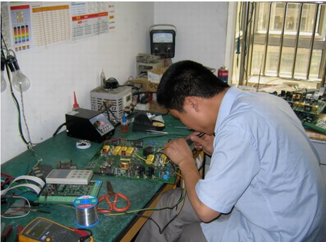 激光伺服驱动器CH-3362维修