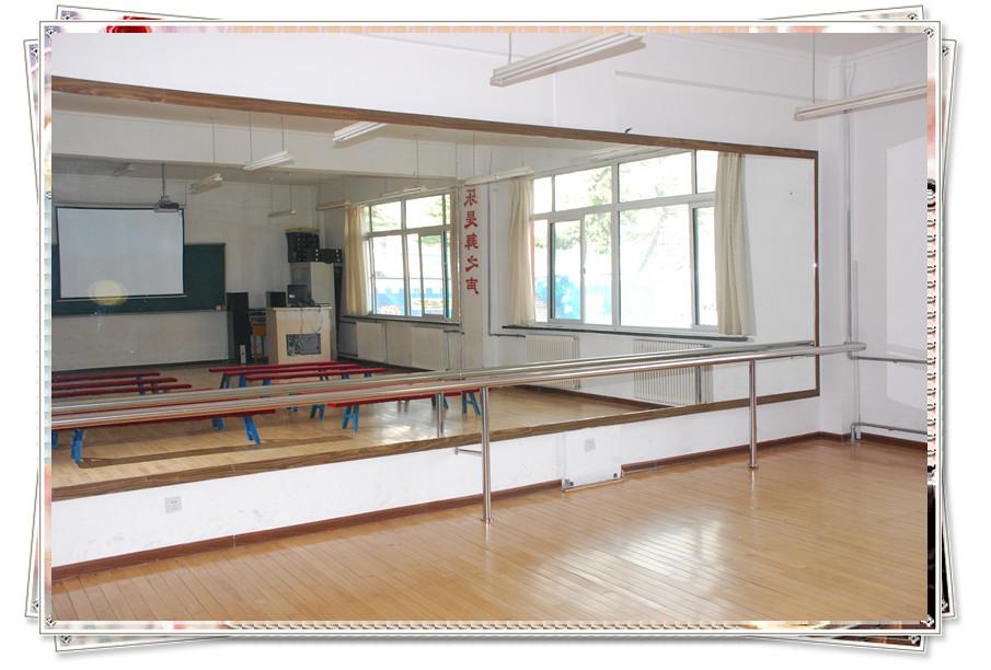 舞蹈室镜子边框