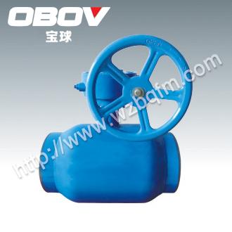 電動焊接球閥,放散球閥,浙江寶球全焊接球閥制造商供應