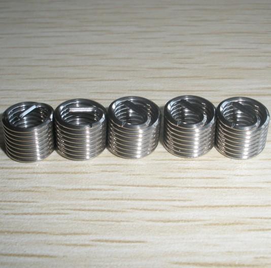 鋼絲螺套規格M8*1.25