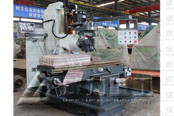 2014年X7130床身铣床生产厂家最新价格报价