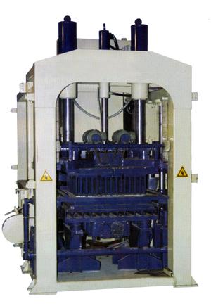 德国詹尼特公司生产的液压全自动940超级型水泥垫块机