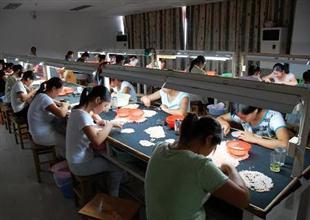 农村 妇女 珍珠加工 在家创业
