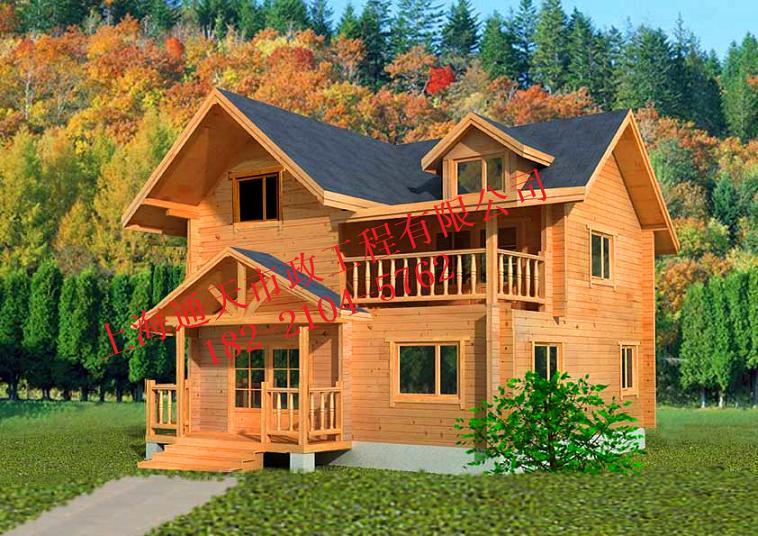 供应上海时尚木屋,木屋农家乐,木屋设计,木屋厂家,木屋别墅