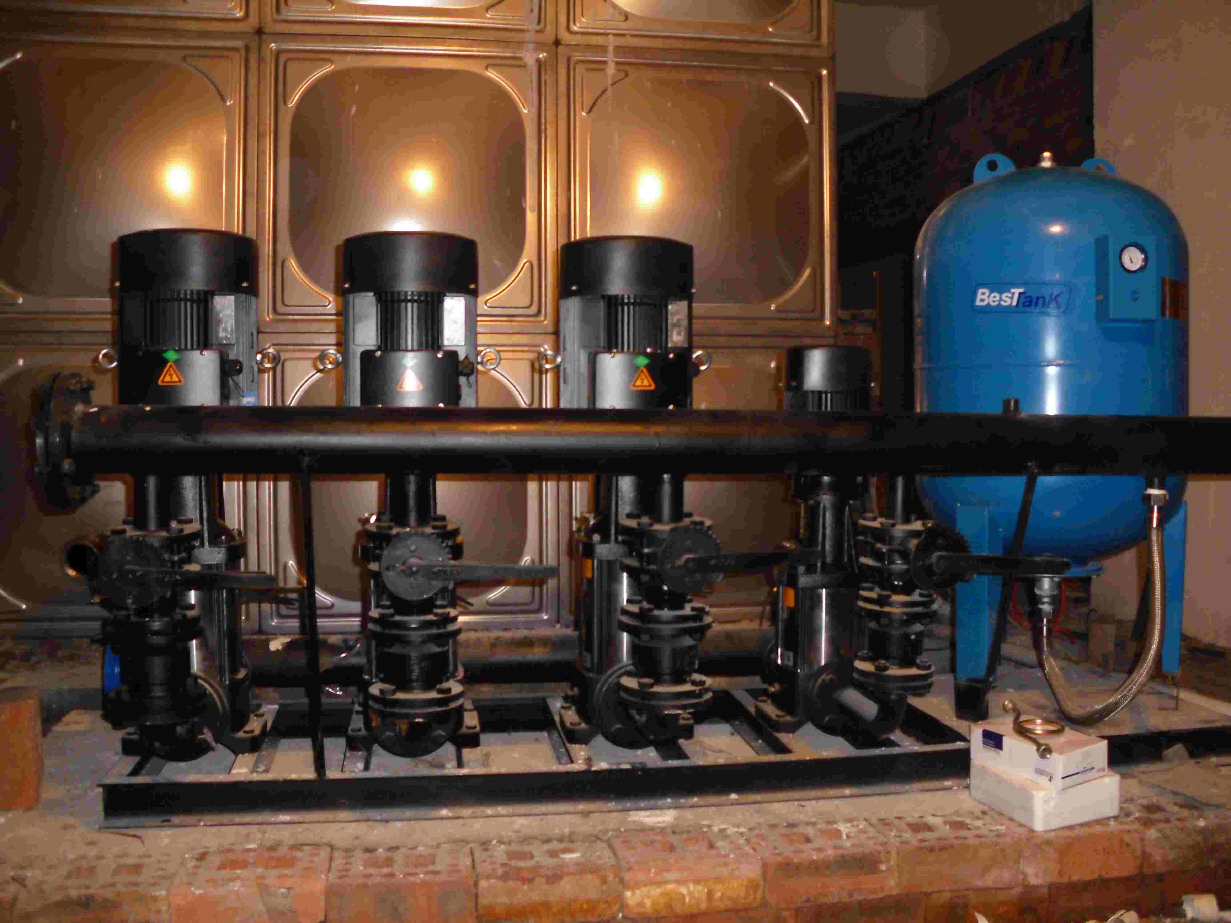 ...设备变频供水设备全自动变频无负压供水供应价格 - 中国供应商