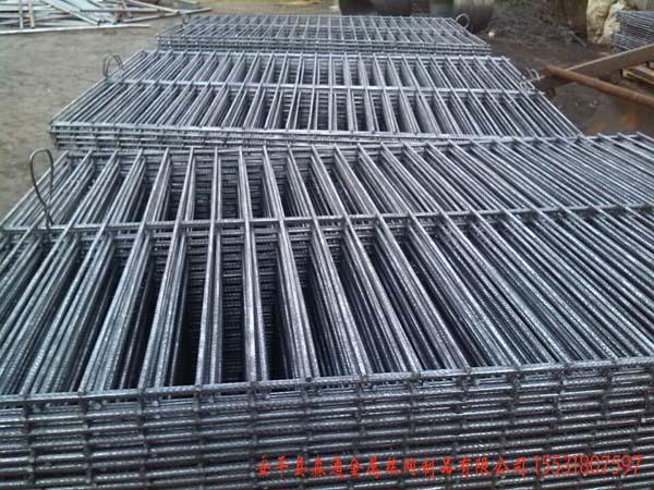 湖北安徽建筑工地搭建脚手架建筑排栅用的钢笆网片