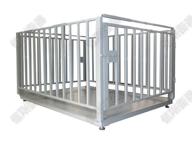 2吨带围栏畜牧称价格