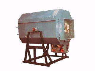 台车式电阻炉是如何工作