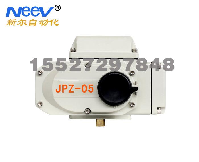 武汉新尔JPZ-05标准式支架式精巧型电动执行器50NM