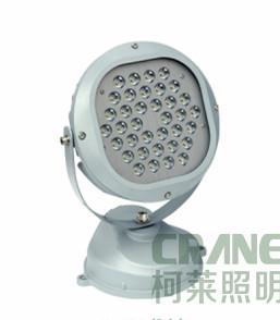 柯莱 led投光灯 圆形户外工程灯具 18/36w庭院景观亮化灯具