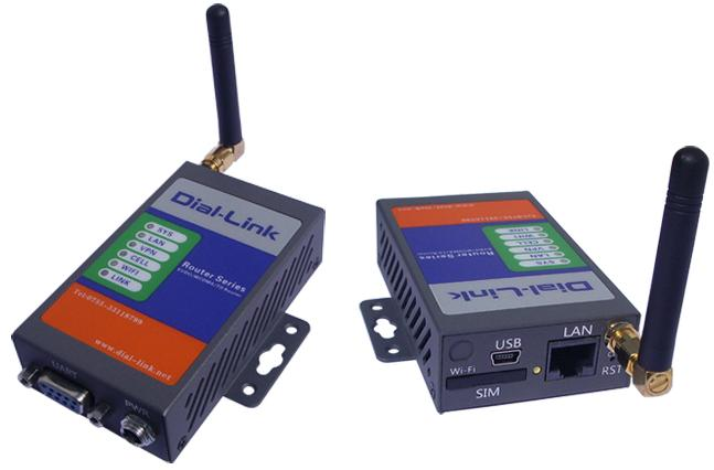 工業4G FDD-LTE路由器 工業4G路由器 工業LTE路由器