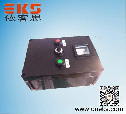 FZC-S-A6B2D3 六鈕二表三燈防水防塵防腐操作柱