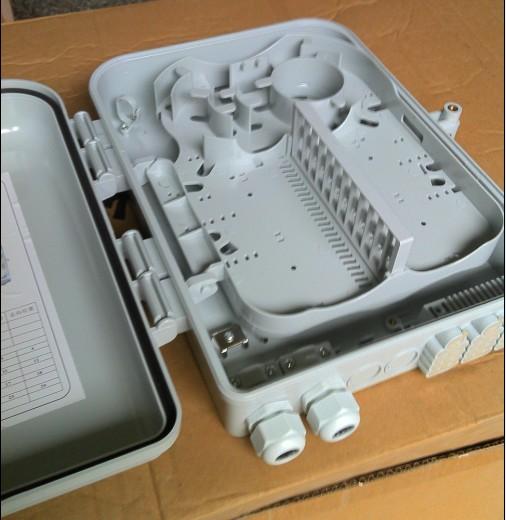 ABS材质24芯光缆分线盒 大量现货